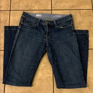 Gap long and lean 28/6r Jean